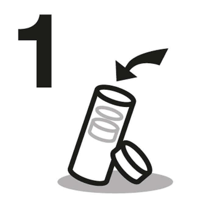 Instrucción de Botella térmica 1